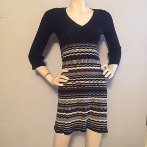 Cozy Nine West mini dress